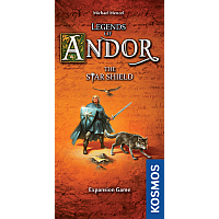 Legends of Andor: Star Shield Expansion