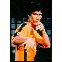 Small Image Sleeves - 60ct Pack - Bruce Lee
