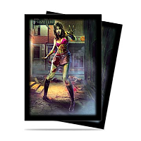 Dead Wake Series 1 Courtney Standard Deck Protectors 50ct