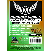 Mayday Games 88mmX125mm 100 pack