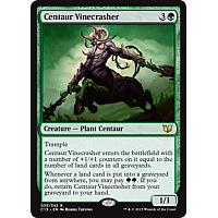 Centaur Vinecrasher