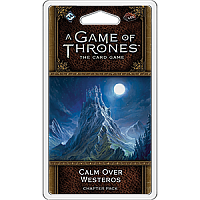 A Game of Thrones LCG 2nd Ed. - Westeros Cycle #5 Calm over Westeros