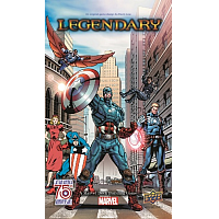 Legendary: A Marvel Deck-Building Game - Captain America 75th Anniversary