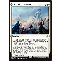 Call the Gatewatch (Foil)