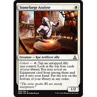 Stoneforge Acolyte ( Foil )