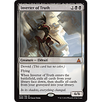Inverter of Truth ( Foil )
