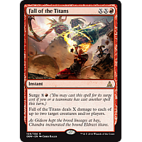 Fall of the Titans