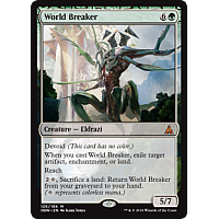 World Breaker ( Oath of the Gatewatch Prerelease Foil )