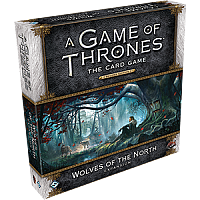 A Game of Thrones LCG 2nd Ed. - Wolves of the North (Deluxe Expansions)