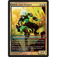 Melek, Izzet Paragon (Game Day) (Full-Art)