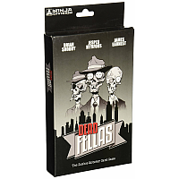 Dead Fellas: The Zombie Mobster Card Game