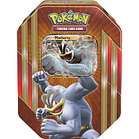 2016 Spring Triple Power Tin: Machamp-EX
