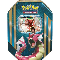 2016 Spring Triple Power Tin: Gyarados-EX