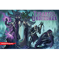 Dungeons & Dragons – Tyrants Of The Underdark Board Game