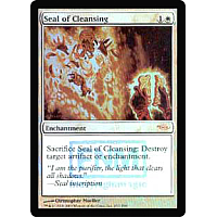 Seal of Cleansing (FNM)