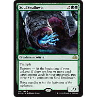 Soul Swallower ( Shadows over Innistrad Prerealse Foil )