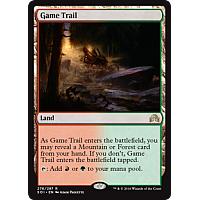 Game Trail (Foil)