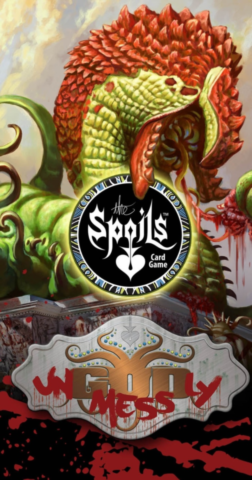 The Spoils - Ungodly Mess _boxshot