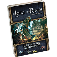 Lord of the Rings: The Card Game: Murder At The Prancing Pony