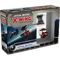 Star Wars: X-Wing Miniatures Game - Imperial Veterans