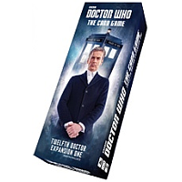 Doctor Who - The Card Game Second Edition: Twelfth Doctor Expansion
