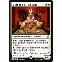 Eight-and-a-Half-Tails (FOIL)