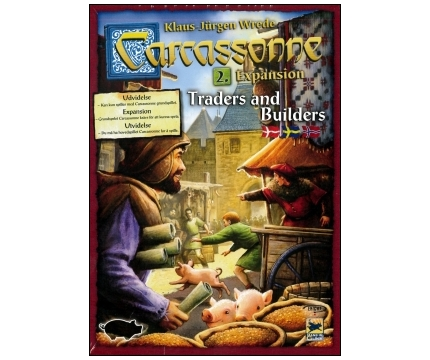 Carcassonne: Traders & Builders 2.0 (sv, 2015)_boxshot