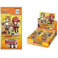 Cardfight!! Vanguard G - Glorious Bravery of Radiant Sword - Booster Display (30 Packs)