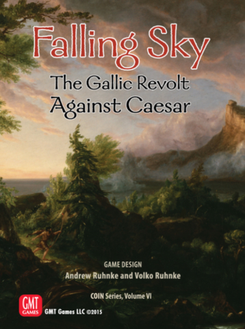 Falling Sky: The Gallic Revolt Against Caesar _boxshot