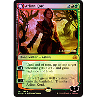 Arlinn Kord ( Foil ) (Shadows over Innistrad Prerelease)