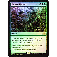 Second Harvest (Prerelease)