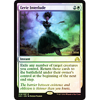 Eerie Interlude (prerelease foil)
