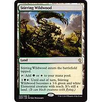 Stirring Wildwood (duel decks)