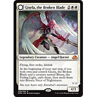 Gisela, the Broken Blade