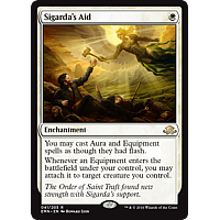 Sigarda's Aid (Foil)