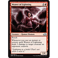 Weaver of Lightning