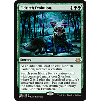 Eldritch Evolution (Foil)