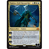 Tamiyo, Field Researcher ( Foil )