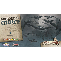 Zombicide: Black Plague - Murder Of Crowz