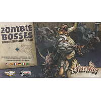 Zombicide: Black Plague - Bosses Abomination Pack