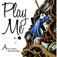 Play Me - Alice In Wonderdice
