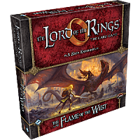 Lord of the Rings: The Card Game: The Flame Of The West