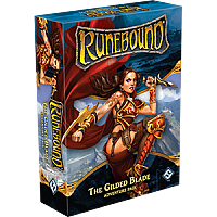 Runebound 3rd Edition: The Gilded Blade