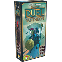 7 Wonders: Duel - Pantheon (Sv)