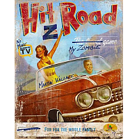 Hit Z Road -Lånebiblioteket -