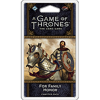 A Game of Thrones LCG 2nd Ed. - War of Five Kings Cycle#3 For Family Honor