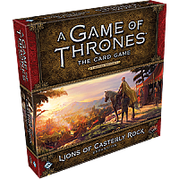 A Game of Thrones LCG 2nd Ed.- Lions of Casterly Rock (Deluxe Expansions)