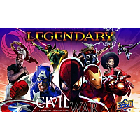 Legendary: A Marvel Deckbuilding Game - Civil War