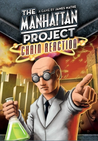 The Manhattan Project: Chain Reaction_boxshot