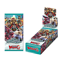 Cardfight!! Vanguard - The Genius Strategy - Technical - Booster Display (12 Packs)